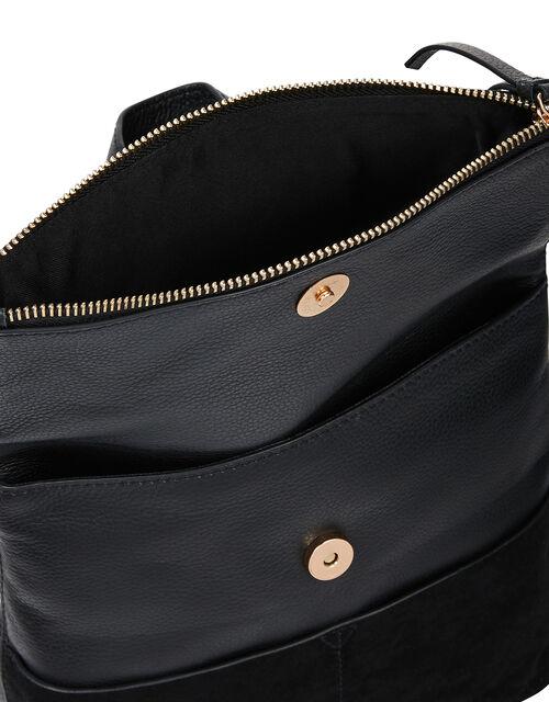 Lydia Leather Mini Backpack, , large