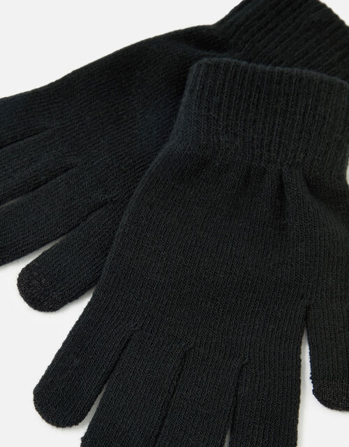 Stretch Touchscreen Gloves Set, , large