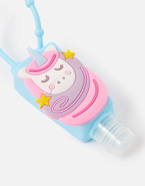 Unicorn Hand Sanitiser Keyring, , large