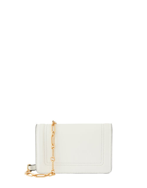 Delilah Cross-Body Bag with Chain Strap, , large