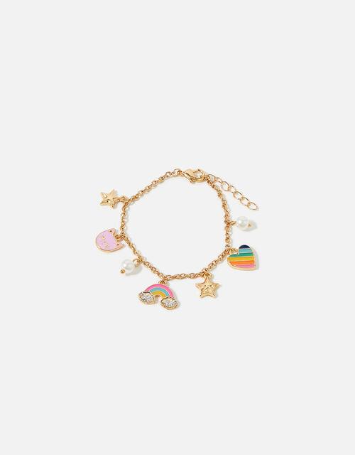 Cool Cats Charm Bracelet, , large
