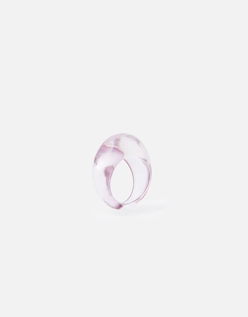 Colour Pop Jelly Ring, Purple (LILAC), large