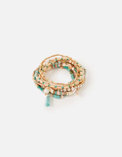 Island Vibes Stretch Bracelet Set, , large