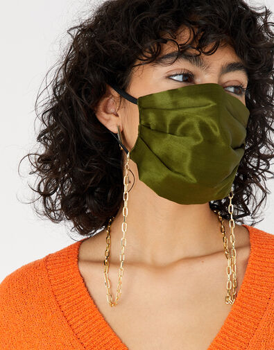 Chunky Face Covering Chain, , large