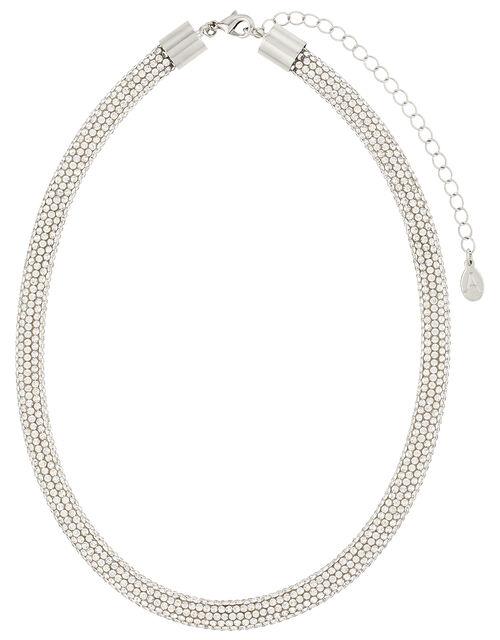 Diamante Collar Necklace, , large