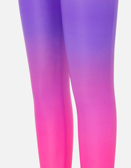 Ombre Active Leggings, Pink (PINK), large