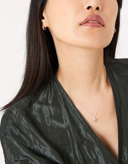 Healing Stones Necklace - Rose Quartz, , large
