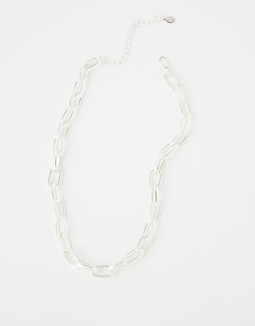 Simple Medium Chain Necklace, , large