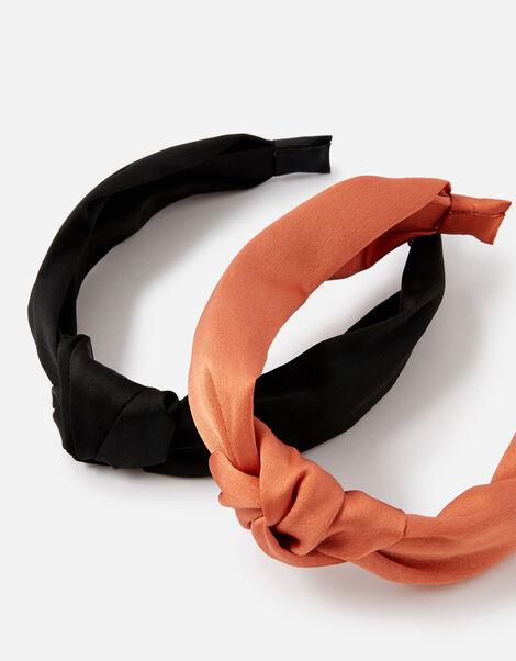 Satin Headband Twinpack, , large
