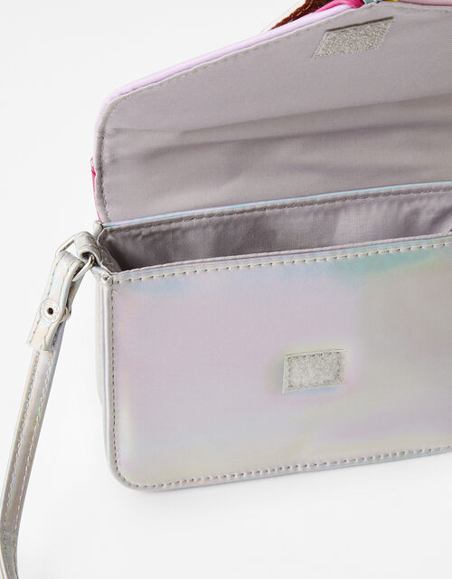 Rainbow Star Cross-Body Bag, , large
