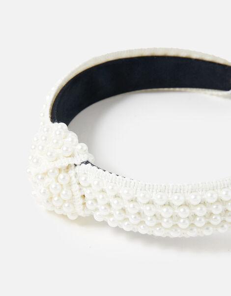Pearl Knot Headband , , large
