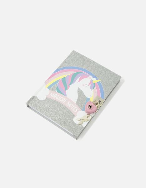Unicorn Lockable Journal , , large