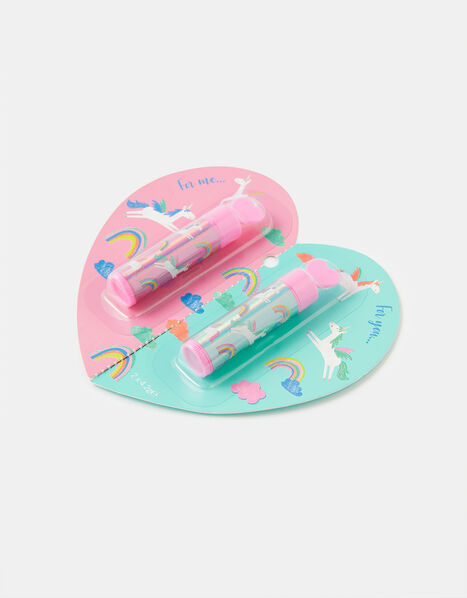 Unicorn BFF Lip Balm Set, , large