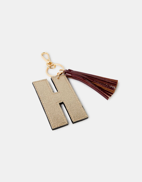 Letter Keyring - H, , large