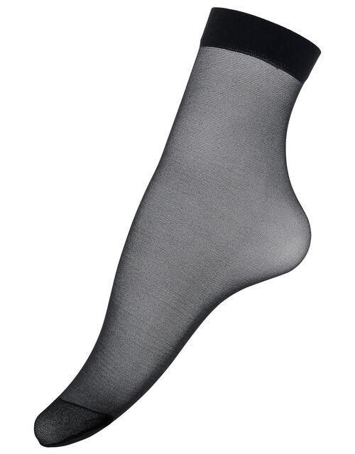 X3 Pop Socks, Black (BLACK), large