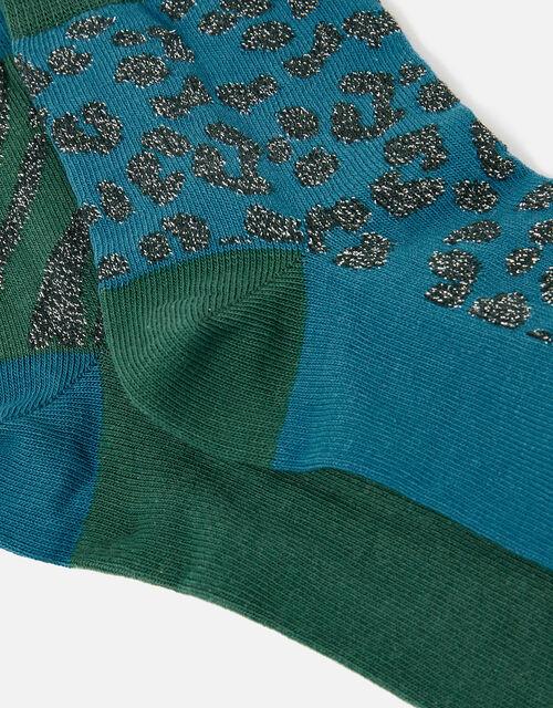 Animal Print Sock Twinset, , large
