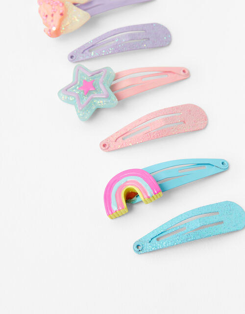 Unicorn Hair Clip Multipack, , large