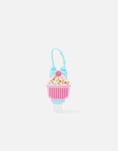 Cupcake Hand Sanitiser Keyring, , large
