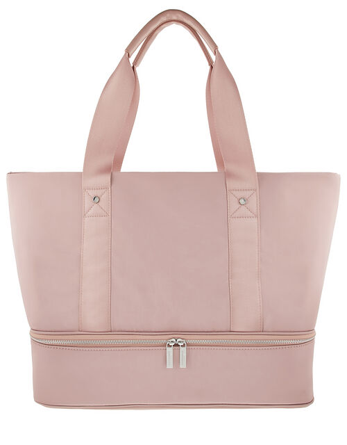 Alice Vegan Weekend Bag, Pink (PINK), large