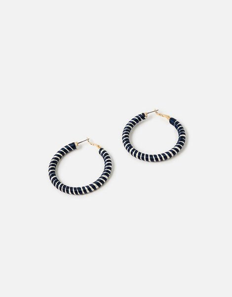 St Ives Nautical Wrap Hoops, , large