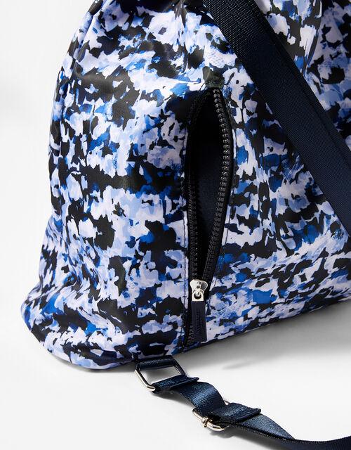 Dani Drawstring Gym Bag, Multi (DARKS-MULTI), large