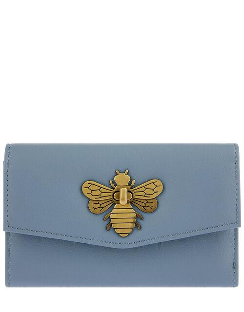 Britney Bee Wallet, Blue (BLUE), large