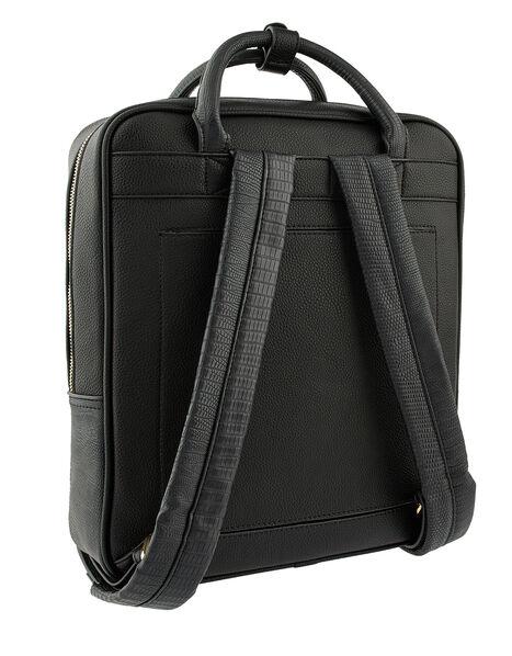 Harriet Backpack Black, Black (BLACK), large