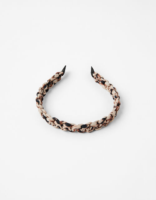 Animal Macramé Headband , , large