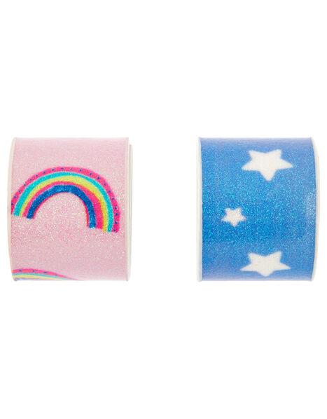 Rainbow and Unicorn Snap Band Set, , large