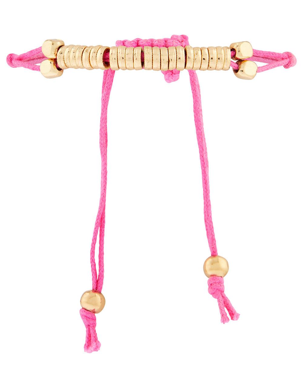 Ring Bead Friendship Bracelet, , large