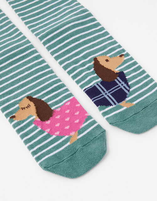 Sausage Dogs in Love Socks , , large