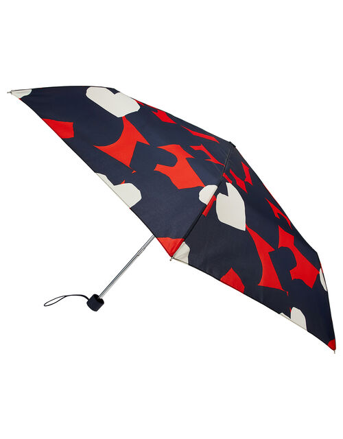 Nautical Hearts Umbrella, , large