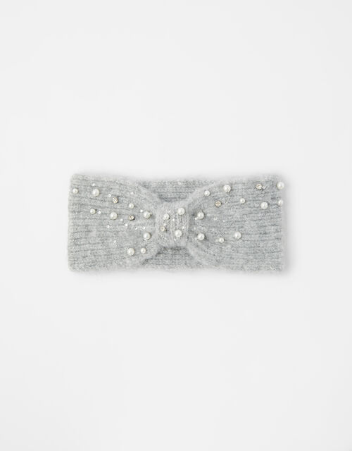 Pearly Knit Bando, , large