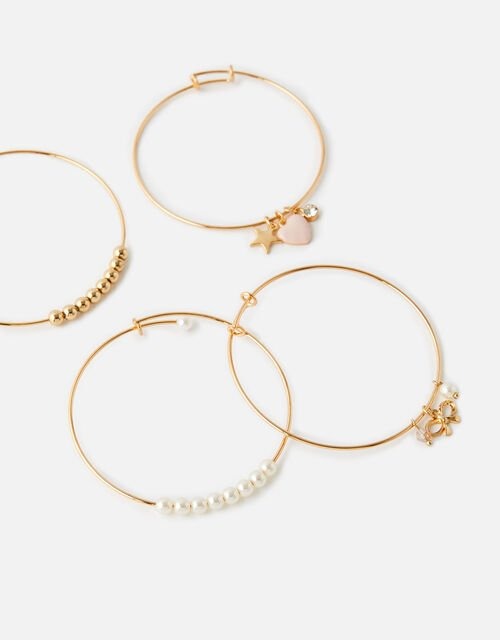Charmy Bangle Set , , large