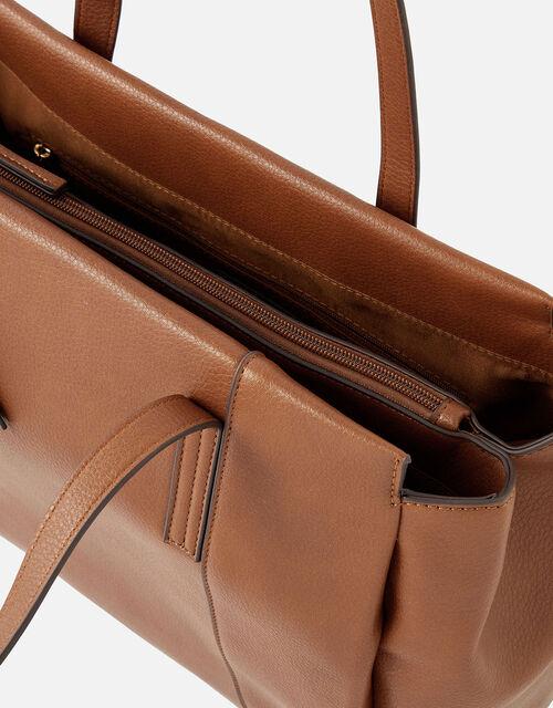 Lauren Work Bag, Tan (TAN), large