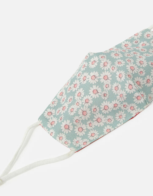 Summer Daisy Face Covering , , large