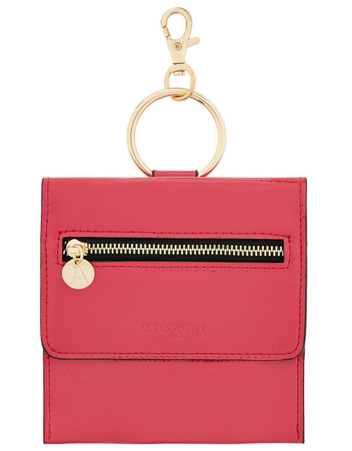 Key Chain Purse, Pink (PINK), large