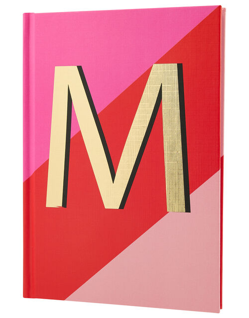 City M Initial Lined Notebook, , large