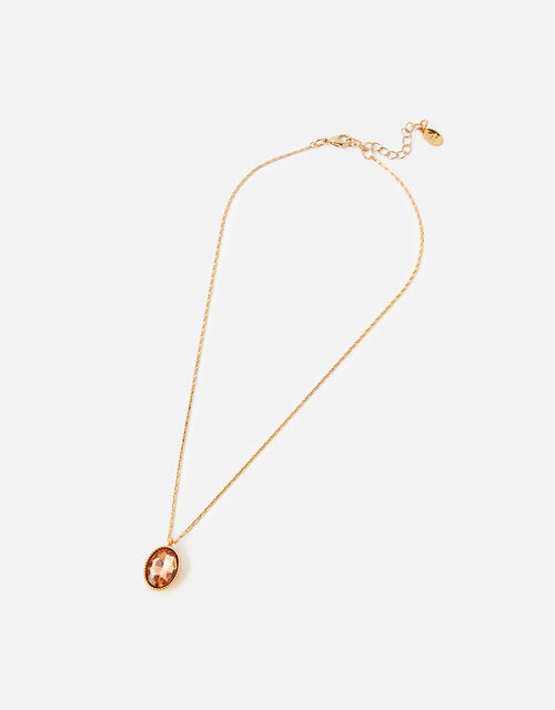 New Decadence Gem Pendant Necklace, , large