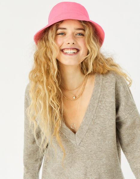 Neon Bucket Hat , , large