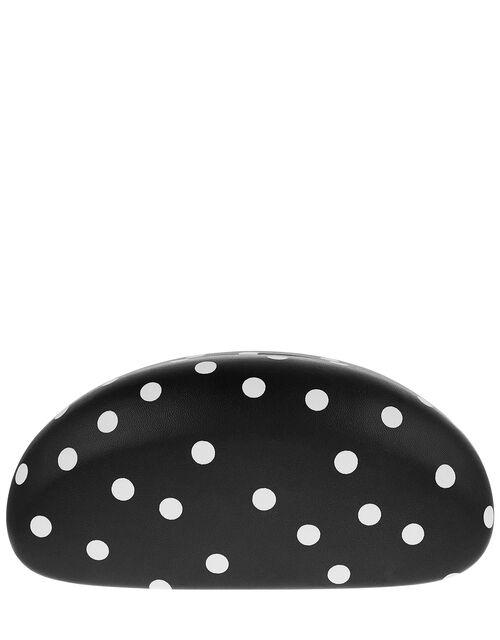 Polka-Dot Sunglasses Case, , large