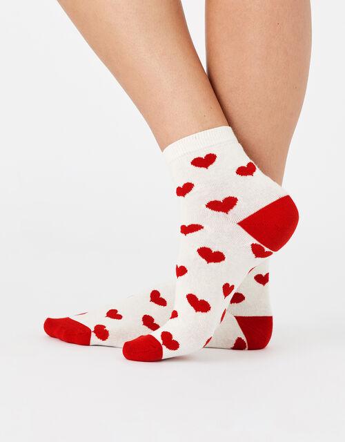 Heart Socks, , large