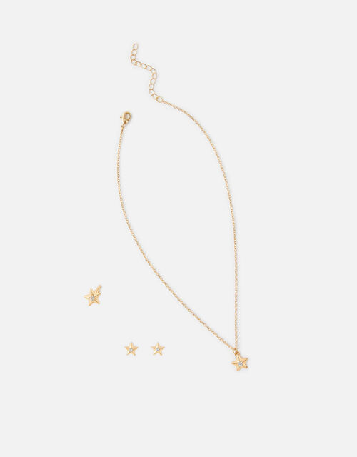 Sparkle Star Jewellery Set, , large