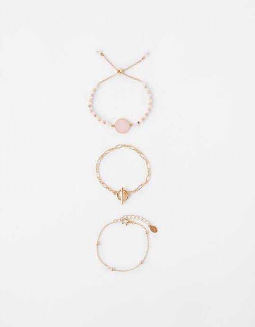 Meadow Clasp Bracelet Set, , large