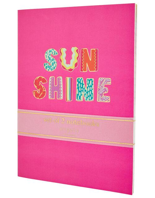 Rainbow Sunshine Notebook Set, , large