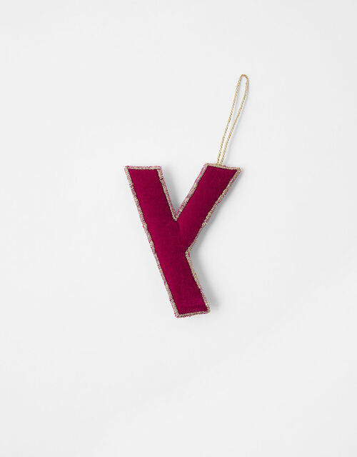 Embellished Initial Decoration - Y, , large