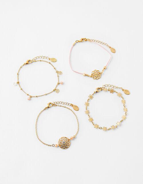 Filigree Friendship Bracelet Set, , large