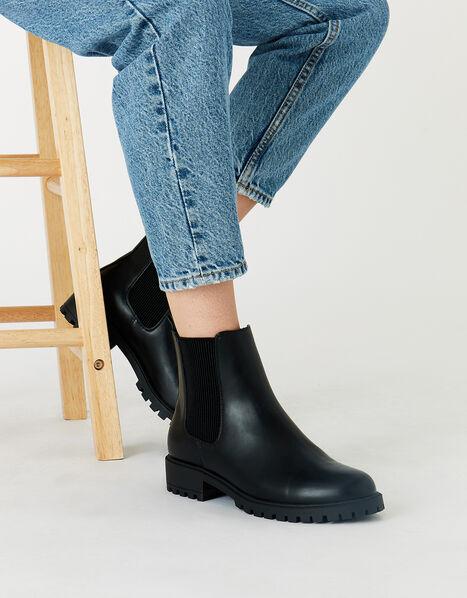 Chelsea Ankle Boots Black, Black (BLACK), large
