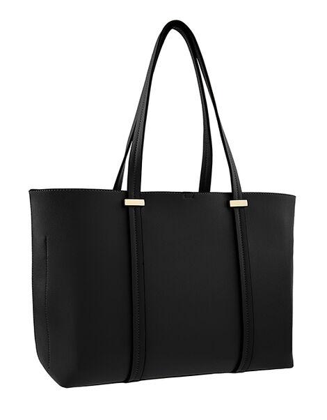 Ali Tote Bag Black, Black (BLACK), large