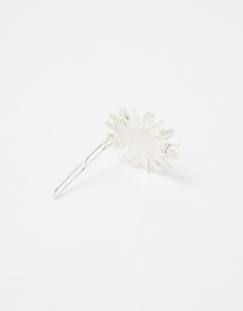 Starburst Sparkle Hair Clip, , large